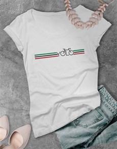 gifts: Yolo Cycling Ladies T Shirt!