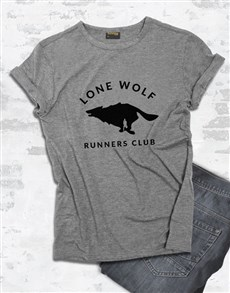 gifts: Lone Wolf T Shirt!