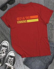 gifts: Vinnig T Shirt!