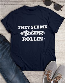 gifts: Rollin Vintage T Shirt!