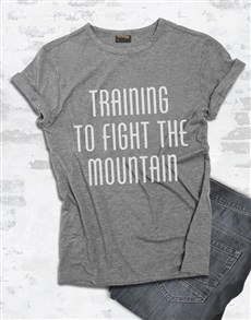 gifts: Training to Fight The Mountain!