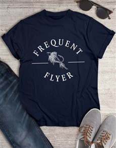 gifts: Frequent Flyer T Shirt!