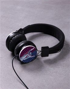 gifts: Rock Out Frenzy Headphones!
