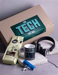 gifts: The Tech Guy Box!