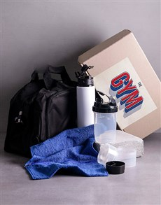 gifts: The Gym Guy Box!