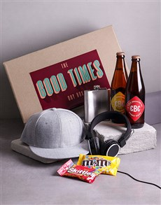 gifts: The Good Times Guy Box!