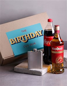 gifts: The Birthday Guy Box!