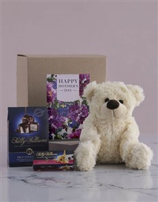 gifts: Mothers Day Teddy and Nougat Gift!