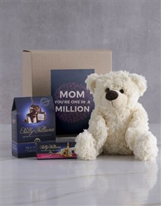 gifts: One In A Million Teddy and Nougat Hamper!