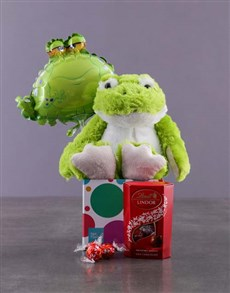 gifts: Lindt Froggy Variety Hamper!