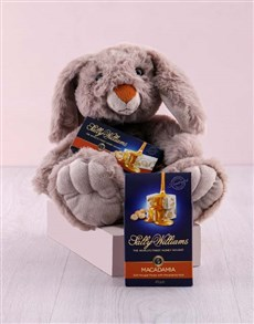 gifts: Bunny with Nougat Hamper!