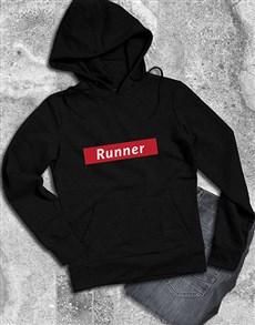 gifts: Modern Runner Hoodie!