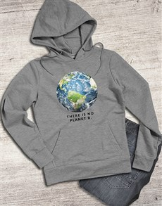 gifts: No Planet B Hoodie!