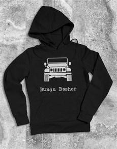 gifts: Bundu Basher Hoodie!