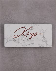 gifts: Keys Key Holder!