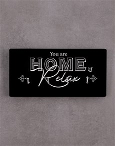 gifts: Relaxed Key Holder!
