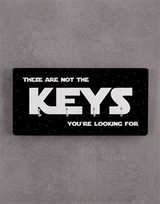 gifts: These Are Not The Keys Key Holder !