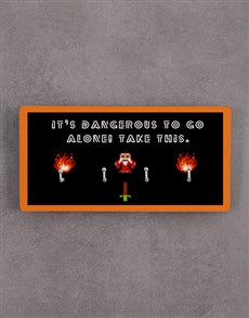 gifts: Its Dangerous Key Holder!