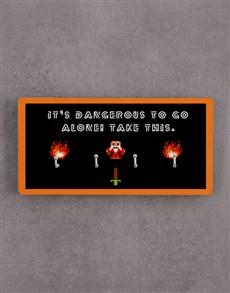 gifts: Its Dangerous Key Holder!