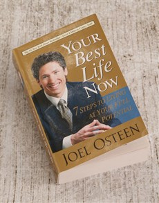 gifts: Your Best Life Now By Joel Osteen!