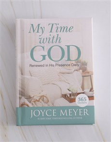gifts: My Time With God By Joyce Meyer!