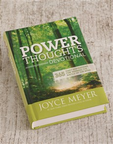 gifts: Power Thoughts By Joyce Meyer!