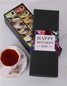 gifts: Happy Mothers Day Floral Tea!