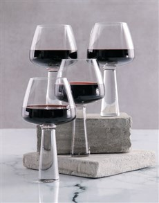 gifts: Carrol Boyes Baobab Red Wine Glass Set !