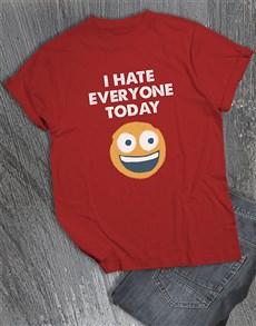 gifts: Sarcastic Emoji T Shirt!