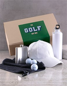gifts: The Golf Guy Box!