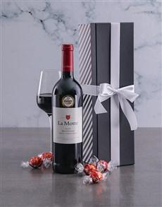 gifts: La Motte Bold Stripe Giftbox!