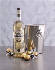 gifts: Jose Cuervo Tradicional Ice Bucket Gift!