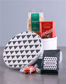 gifts: Premium Coffee Tin Hamper!