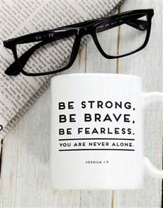 gifts: Never Alone Mug!