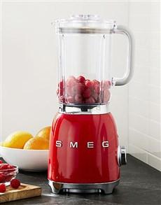 gifts: SMEG Retro Blender Red!
