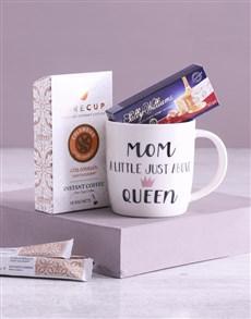 gifts: Queen Mom Mug Hamper !