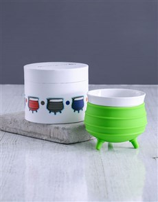 gifts: Lime Potjie Pot And Gourmet Gift!