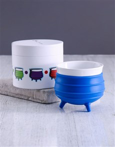 gifts: Blue Potjie Pot And Gourmet Gift!
