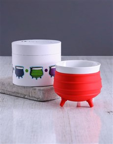 gifts: Red Potjie Pot And Gourmet Gift!