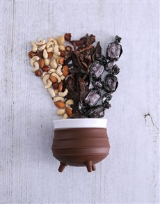 gifts: Brown Potjie Pot And Gourmet Gift!