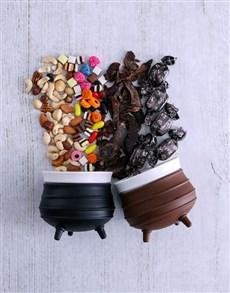 gifts: Black and Brown Potije Pot Hamper!