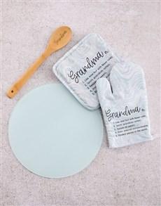 gifts: Grandma Kitchen Set!