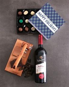 gifts: Happy Holiday Alcohol and Biltong Treat!