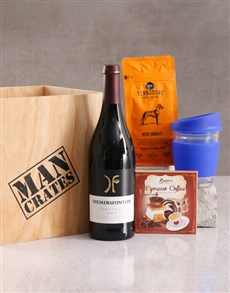 gifts: Barista Man Crate!
