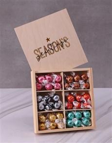 gifts: Seasons Greetings Truffle Box!