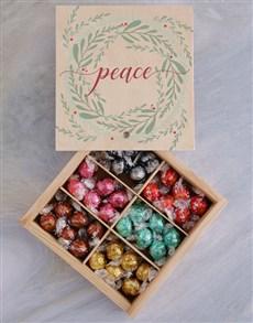 gifts: Peace Truffle Box!