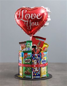 gifts: Love You Lots Like Chocolate Cake Surprise!