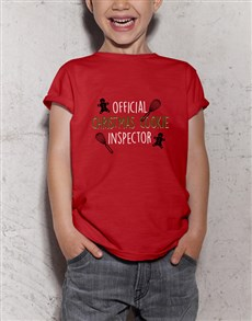 gifts: Christmas Cookie Kids T Shirt!