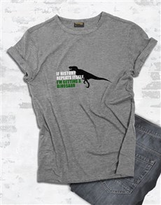 gifts: History Repeating T Shirt!
