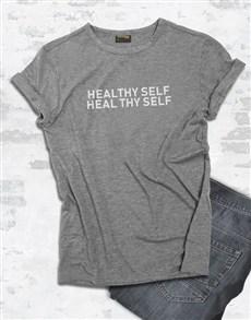 gifts: Heal Thy Self T Shirt!